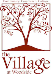 The Village at Woodside Mobile Retina Logo